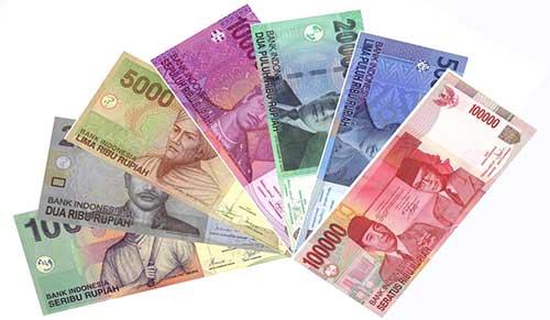 Jenis Peredaran Uang Pecahan Rupiah Tunai Indonesia